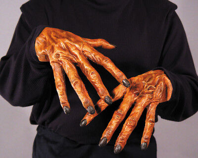 Creepy Scary Adult Hands for Halloween Great for Zombies Demons and Monsters - Halloween Scary Monsters