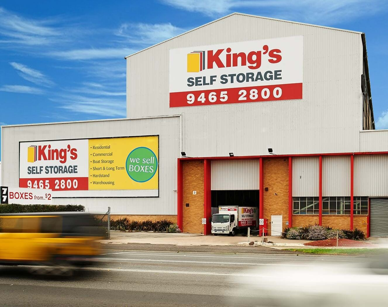 King's Self Storage