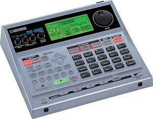 BOSS DR-880 Drum machine Upper Coomera Gold Coast North Preview