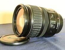 Canon EF 28-135mm f3.5-5.6 IS USM Parkinson Brisbane South West Preview