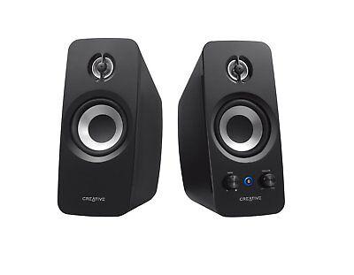 Creative T15 Bluetooth 2.0 Lautsprecher Bass Speaker Kabellos Boxen Wireless PC