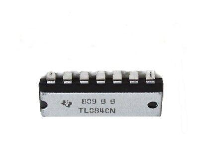 Tl084 - Quad Jfet Input Op Amp