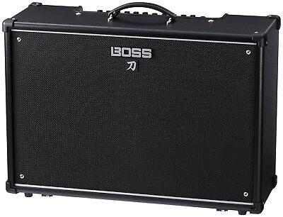 Boss KTN-100/212 Katana 100W 2x12 Combo Amplifier!!