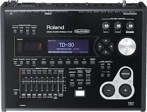Roland TD30 Drum Sound Module Tumut Tumut Area Preview