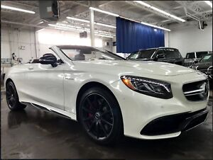 2017 Mercedes-Benz S-Class *63 AMG*EXTENDED WARRANTY*