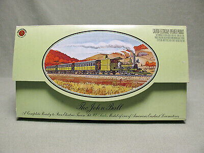 BACHMANN The John Bull HO Train Set NEW in BOX - COMPLETE with Power Pack -Track
