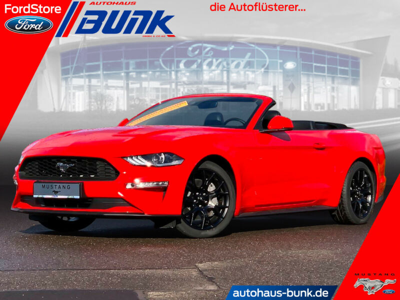 Ford Mustang Convertible *-18% NL