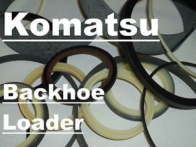 707-99-41270 Backhoe Boom Cylinder Seal Kit Fits Komatsu Wb146-5 Wb146ps-5