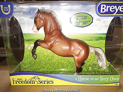 Breyer Collectable Model Horses Classic Silver Bay Mustang Horse