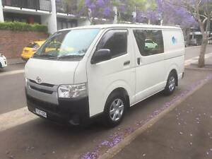 CHEAP VAN HIRE $8/HR - $15 FREE CREDIT Sydney City Inner Sydney Preview