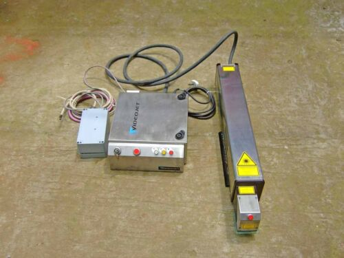 Videojet 3120 Laser Marking System Marker Engraver