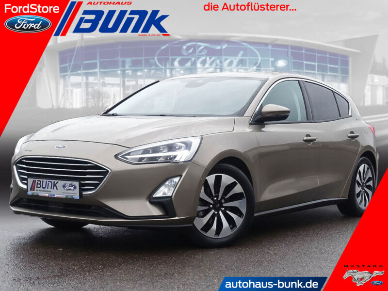 Ford Focus Lim. Cool & Connect 1,0l EcoBoost *-38%