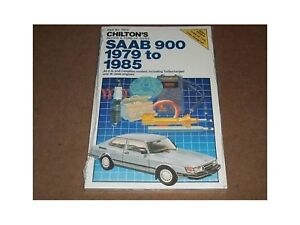 saab 900 repair manual ebay rh ebay com 1986 Saab 900 S 1994 Saab 900 Resale Values