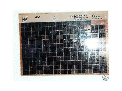 Volvo Vme 175c Wheel Loader Parts Manual Microfiche