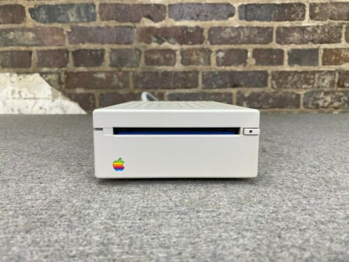 "Apple External 800K 3.5"" Computer Floppy Disk Drive A9M0106"