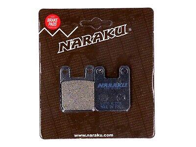 Derbi Senda 50 R X-Treme 06-09 Brake Pads AJP FA115 Naraku