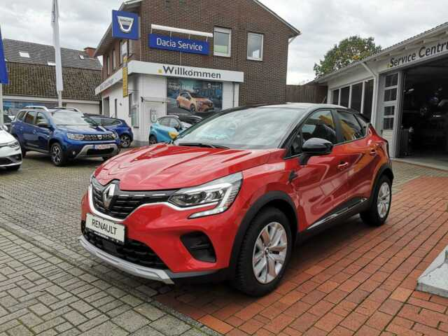 Renault Captur TCe 130 GPF EXPERIENCE Deluxe SHZ