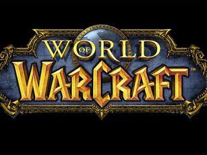 World of Warcraft Account!!!