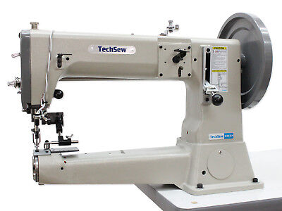 Techsew 5100-se Heavy Duty Leather Industrial Sewing Machine