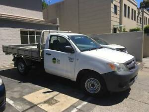 CHEAP UTE HIRE $8/HR $40/DAY Melbourne CBD Melbourne City Preview