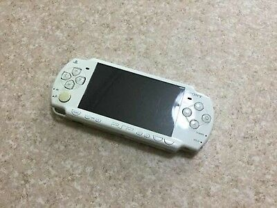 Used Playstation Portable CERAMIC WHITE PSP-2000CW F/S Japan
