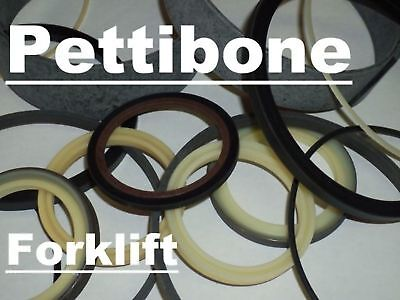Ll-6016-3 Boom Extension Cylinder Seal Kit Fits Pettibone Rt Forklift C8042