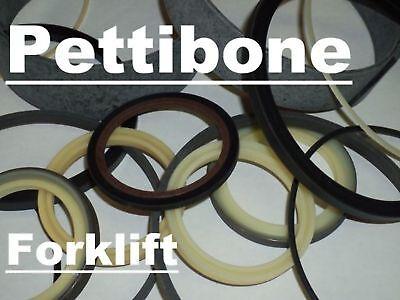 Ll-6018-16 Fork Tilt Cylinder Seal Kit Fits Pettibone Rt Forklift 636