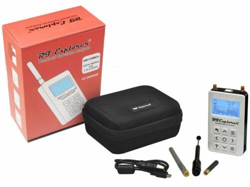 RF Explorer Spectrum Analyzer ISM Combo PLUS - Slim (50KHz-960Mhz)(2.35-2.55GHz)