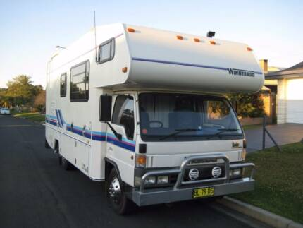 Mazda T4600 Winnebago Penrith Penrith Area Preview