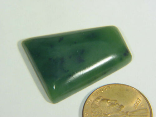 BUTW AAA grade Genuine Natural Siberian Jade free form cabochon 8030B