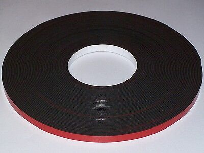 3M PT1100 VHB tape 60ftX5mm double sided acrylic foam automotive mounting