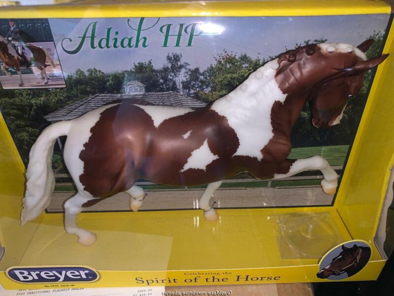 Breyer Model Horses 2020 Dressage Paint Horse Adiah HP