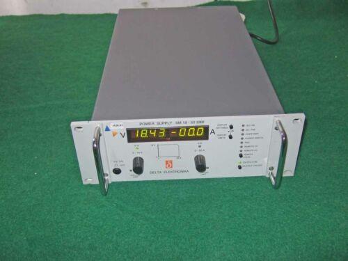 Delta Elektronika Power Supply Sm18-50