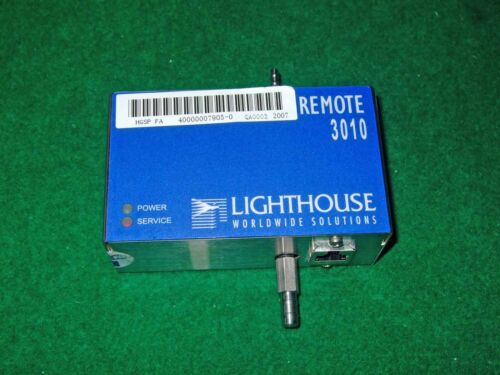 Lighthouse Remote 3010  Airborne Particle Counter