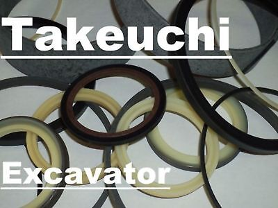 19000-58199 Hydraulic Arm Cylinder Seal Kit Fits Takeuchi Excavator Tl26 Tl126