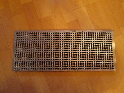 Gewinderasterplatte M10 Aufspannplatte Gewindeplatte