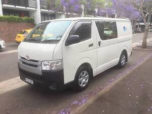 CHEAP VAN HIRE $8/HR $40/DAY - FREE $15 DISCOUNT Sydney City Inner Sydney Preview