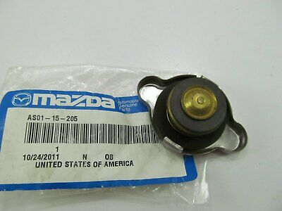OEM Mazda  Radiator/Coolant Recovery Tank Cap  AS0115205 (ZZM515205)