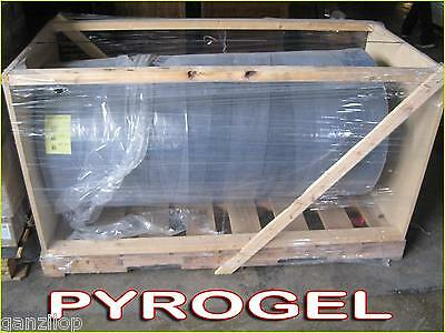 New   Nasa Surplus   Pyrogel 3350    Space Age Silica Aerogel Insulation Blanket