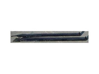 Pv475 Sweeps 1-set Wbrackets Fits John Deere 450 450b 450c 450d 450e 455d.