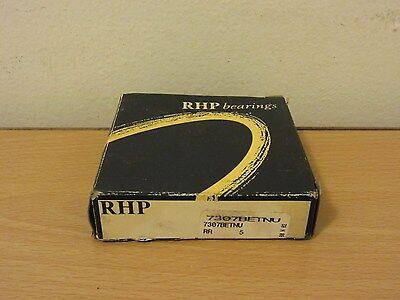 Rhp 7307betnu Angular Contact Bearing
