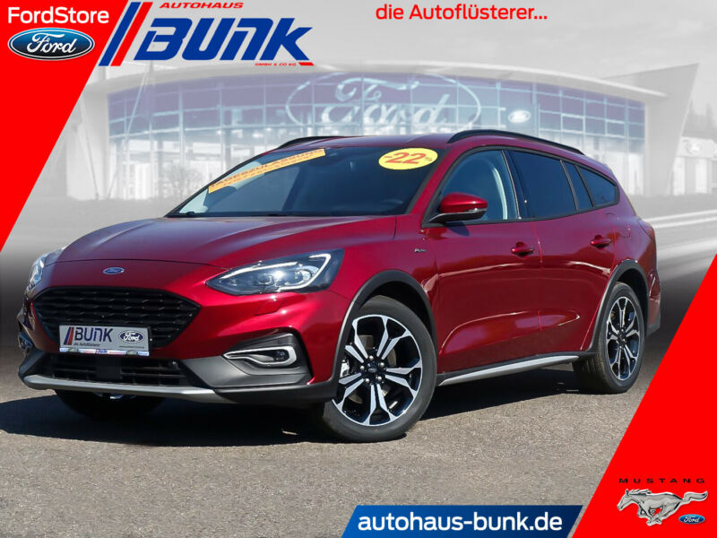 Ford Focus Active *27% NL