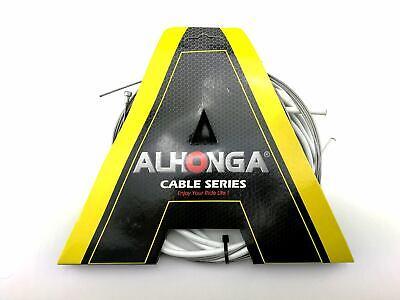 Bicicleta Cable de Freno Set Alhonga Niro Completo para Bicicleta de Carretera