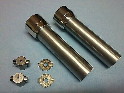 INDIAN HANDLEBAR GRIP CONTROL SLEEVE SET 101 scout chief prince four
