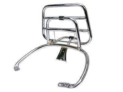 Gepäckträger Träger Klappbar Chrom für Vespa Primavera 50-150 Sprint 125