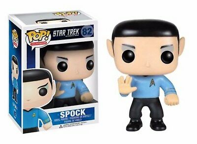 FUNKO VINYL POP #82 SPOCK STAR TREK SERIES FIGURE