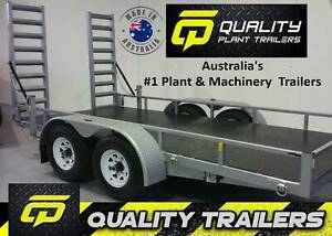 4.5t Heavy Duty Plant / Machinery Trailer Clontarf Redcliffe Area Preview