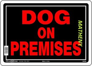 ~~ Dog On Premises 10