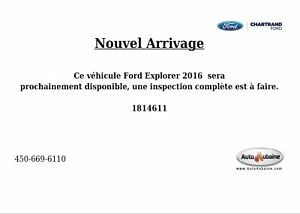 FORD Explorer Sport 2016 4 roues motrices