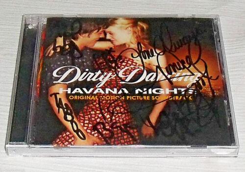 Black Eyed Peas AUTOGRAPHED CD Signed Dirty Dancing Havana Nights 4 Members